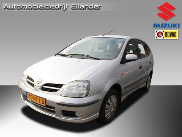 Nissan-Almera Tino